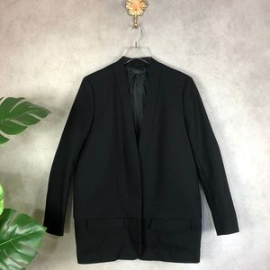 COS Men's Single Button Cotton Blazer Size 40